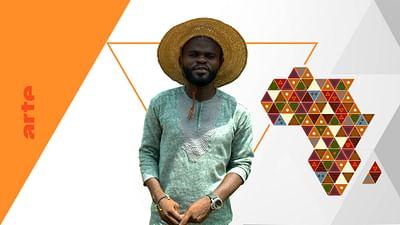 In Benin mit Tanguy Gnikobou