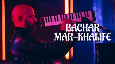 Bachar Mar-Khalifé bei den Musikalischen Höhenflügen