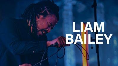 Liam Bailey bei den Musikalischen Höhenflügen