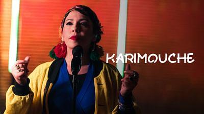 Karimouche bei den Musikalischen Höhenflügen