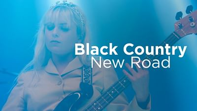 Black Country, New Road - Echoes with Jehnny Beth
