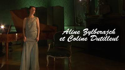 Aline Zylberajch und Coline Dutilleul spielen Joseph Haydn