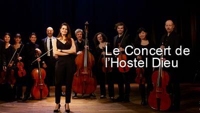 Le Concert de l'Hostel Dieu & Sophie Junker interpretieren La Francesina