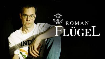Roman Flügel in der Wilden Renate