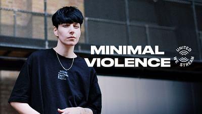 Minimal Violence im Tresor