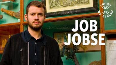 Job Jobse im Institut für Zukunft (Leipzig)