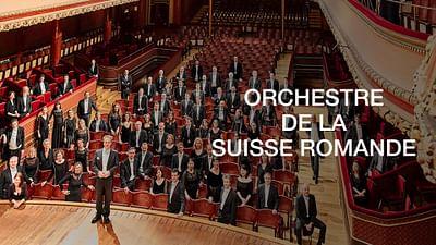 Das Orchestre de la Suisse Romande spielt Strauss
