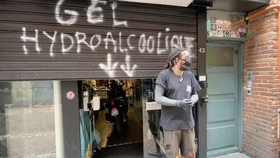 Corona Journal Toulouse: Auf der Suche nach Schutzmasken