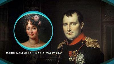 Die polnische Frau von Napoleon