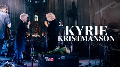Kyrie Kristmanson beim Festival 36h Saint-Eustache (2019)