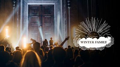 Winter Family beim Festival 36h Saint-Eustache (2019)