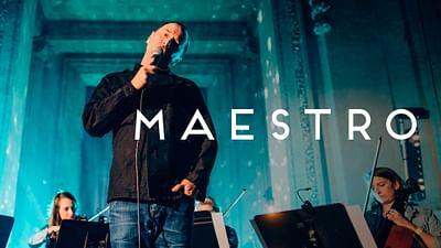 Maestro beim Festival 36h Saint-Eustache (2019)