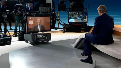 Barack Obama im Interview mit Claus Kleber