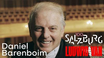 Daniel Barenboim dirigiert das West-Eastern Divan Orchestra