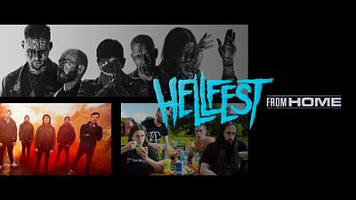Hellfest From Home – Tag 1