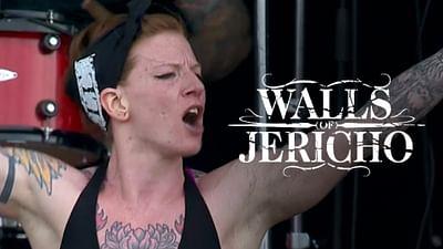 Walls of Jericho beim Hellfest (2012)
