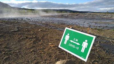 Island: Touristen nach Test willkommen