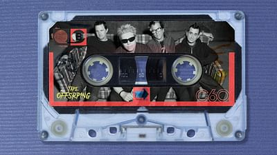 TAPE: The Offspring
