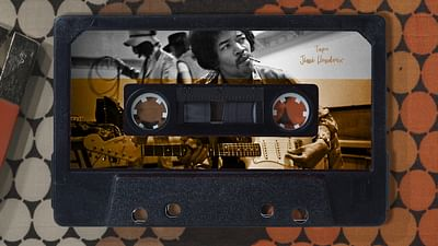 TAPE : Jimi Hendrix