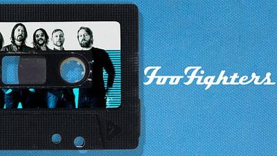 TAPE: Foo Fighters