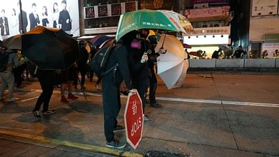 Hongkong: Die letzte Schlacht um die Freiheit