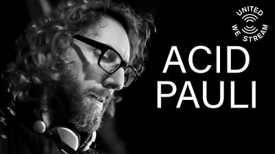 Acid Pauli @ Neues Museum