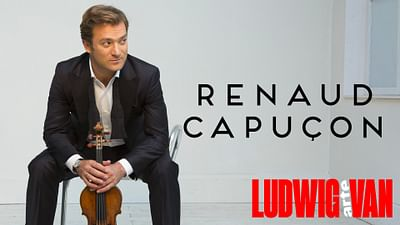 Das Orchestre National de France und Renaud Capuçon spielen Mozart und Beethoven