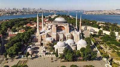 Türkei: Hagia Sophia wird zur Moschee