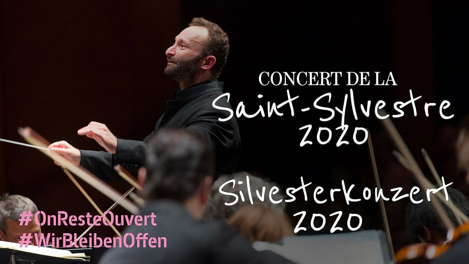 Silvesterkonzert der Berliner Philharmoniker 2020