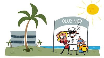 der Club: der Club Med