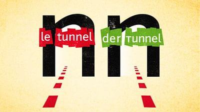 das Wort: der Tunnel