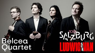 Das Belcea Quartett spielt Beethoven und Webern
