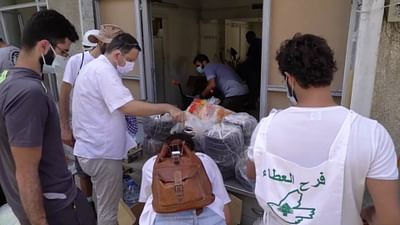 Beirut: Verzweiflung, Wut und Selbsthilfe