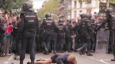 Polizeigewalt : Erschreckende Übergriffe ? - Vox pop