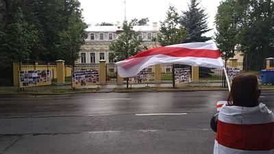 Weißrussland: Der Widerstand im Exil