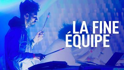 La Fine Equipe beim Festival La Fête de l'Humanité