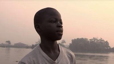 Kinderporträt: Idrissa aus Kamerun