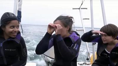 Reise in die Unterwasserwelt