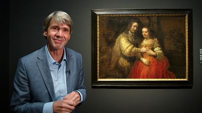 Allein im Museum: Rembrandt – Isaak und Rebekka