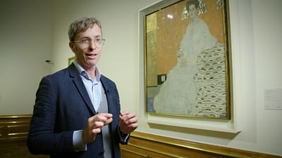 Allein im Museum: Gustav Klimt - Fritza Riedler