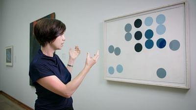 Allein im Museum: Sophie Taeuber-Arp – Cercles Mouvementés