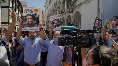 Algerien: Pressefreiheit in Gefahr