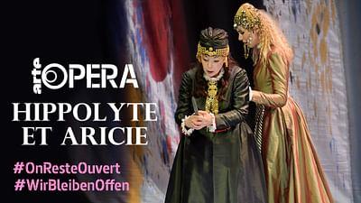 """""""Hippolyte et Aricie"""" von Rameau in der Pariser Opéra Comique"""