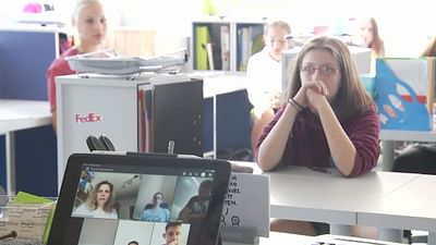 Lernen per Videokonferenz