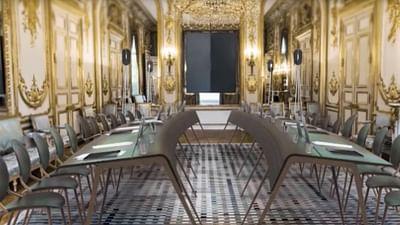 Design-Möbel für den französischen Staat