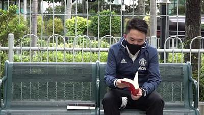 """""""Patriotischer"""" Schulbeginn in Hongkong"""
