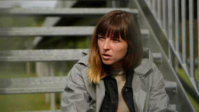"""Dorothee Elmiger: """"Aus der Zuckerfabrik"""""""
