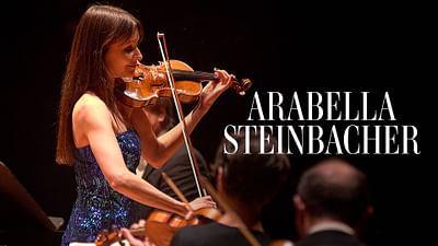 Arabella Steinbacher spielt Bach und Arvo Pärt