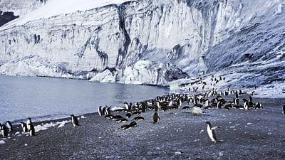 Antarktika - Die gefrorene Zeit