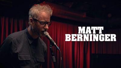 Matt Berninger beim ARTE Concert Festival
